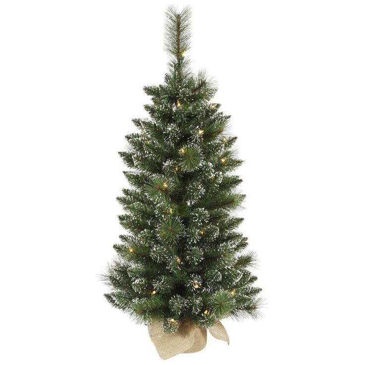 95 best Tabletop Artificial Christmas Trees images on Pinterest ...