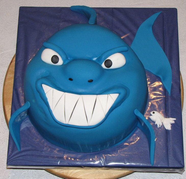Cake Decorating Ideas Shark : shark cake - by sweetstop @ CakesDecor.com - cake ...