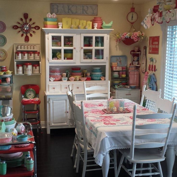 Cottage Kitchen Angeles: 869 Best Nostalgic Kitchen Charm Images On Pinterest