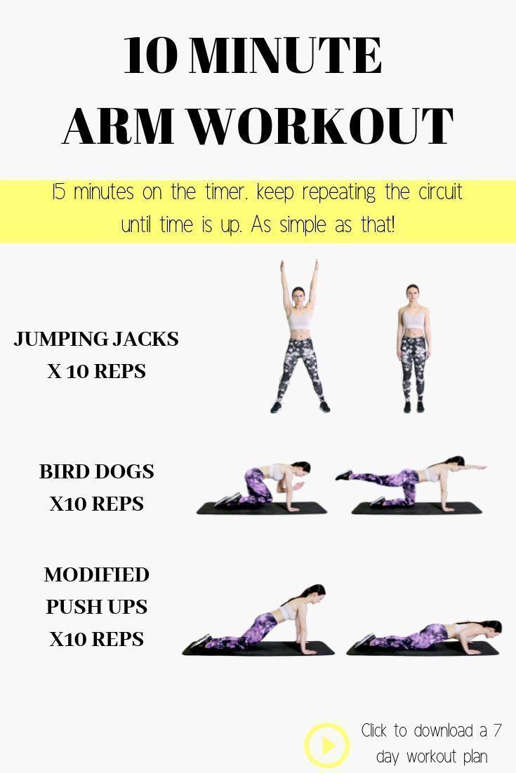 Übungen zum Abnehmen der Arme im Sanson-Fitnessstudio