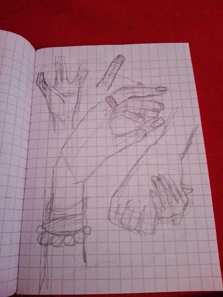 Hand drawing (: