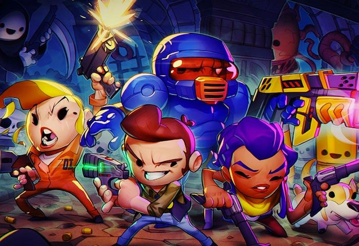 Enter The Gungeon Concept Art Google Search Free Pc Games Player Character The Binding Of Isaac