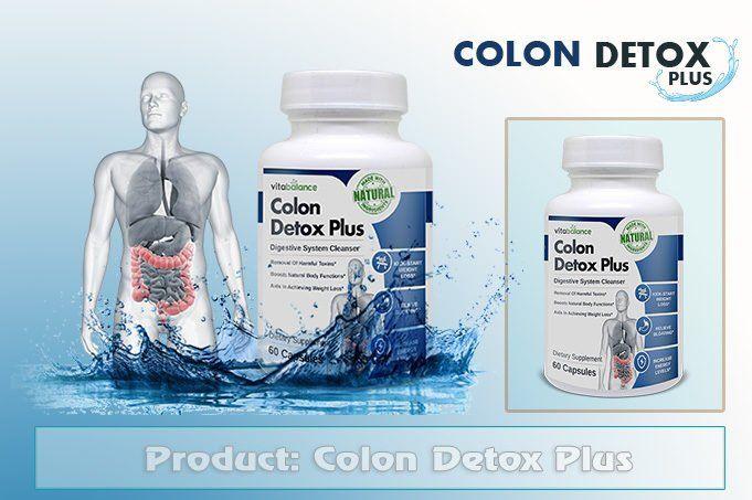 Detox colon, plus recenzii Detox mișcări intestinale