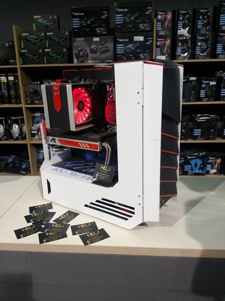 steel par hdj project gaming casecustom