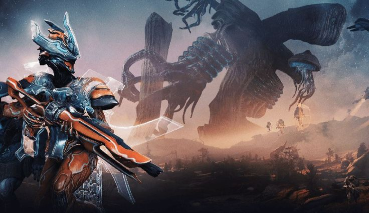 Massive Plains of Eidolon 'Warframe' Update Releases Next Week On PC, On PS4 And Xbox One In November