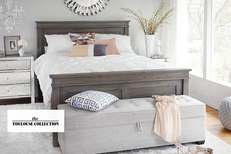 Bedroom Furniture On Pinterest Reclaimed Wood Bedroom Wood Bedroom