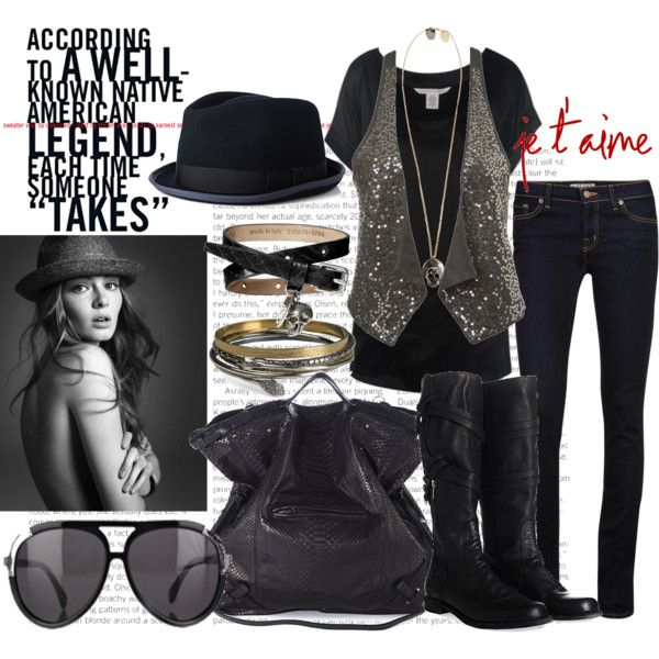 Inspired by Karen on Californication, created by headtostiletto on Polyvore