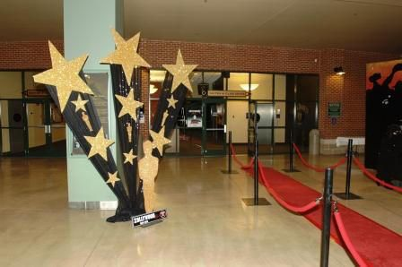 Hollywood decoration ideas