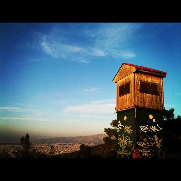 Watchtower on Ymitos