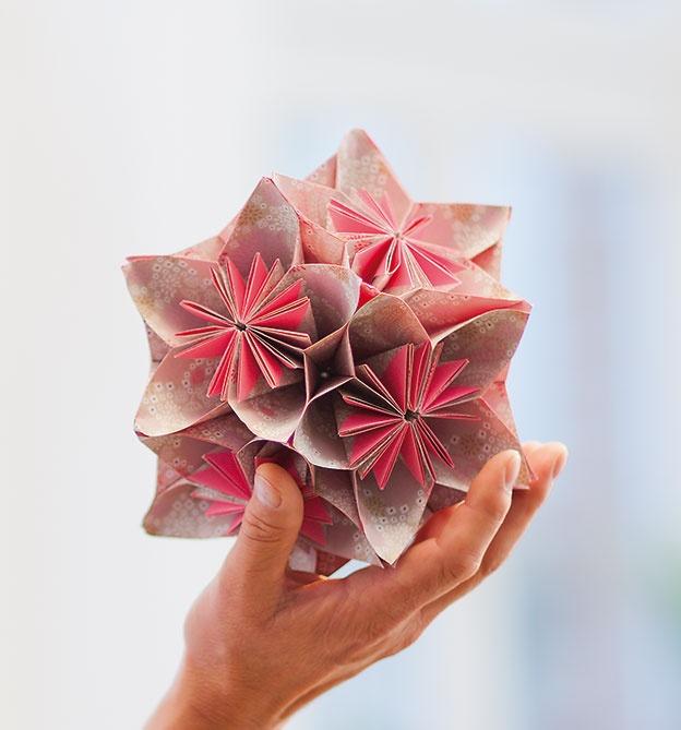 Origami von Armin Täubner