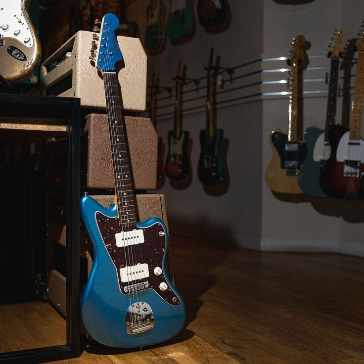 "Fender Custom Shop 1962 Jazzmaster ""Chicago Special"" Lush"