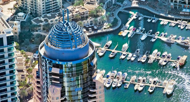 Dubai by a desert, this city is the futuristic gem of the Middle East and the…