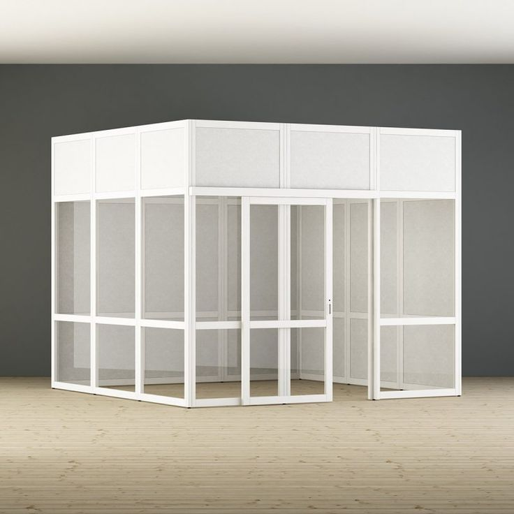 EuropoRoom are flexible partitions with wooden frame and many choices for material and colour. The system can be standalone or wall-mounted and can be height customized to the ceiling from 2070 to 2700 mm. The widths can be adjusted for precise building dimensions and with sliding doors, lockable rooms can be created. Scandinavian design. Made in Sweden. Design - Team Glimakra