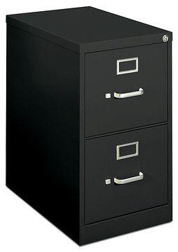 Hon 410 Letter File Cabinet - contemporary - Filing Cabinets - SmartFurniture