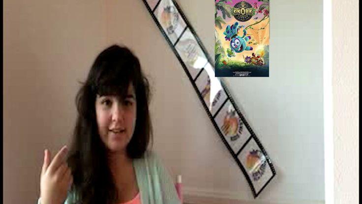 DVD Review: KikoRiki -  Legend of the Golden Dragon by KIDS FIRST! Film Critic Calista B. #KIDSFIRST! #KikoRiki