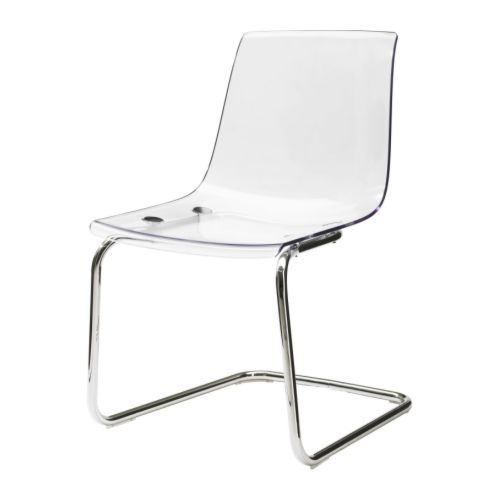 plated Ikea uk chrome Chair    TOBIAS online shop Tobias  and outlet Chairs clear