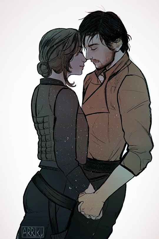 Cassian and Jyn. i wish they would have lived..... <but i like to believe they did so> ❤️