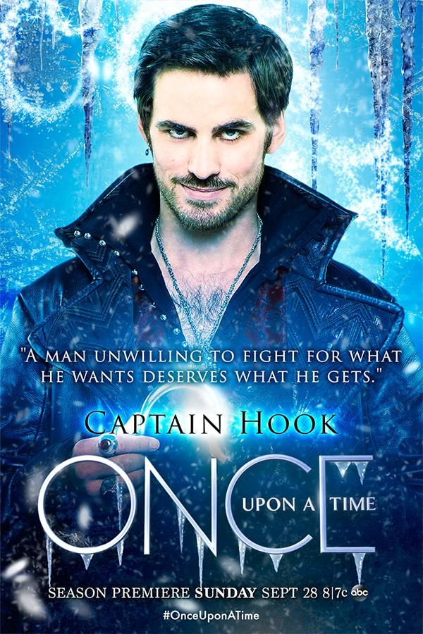 """A man unwilling to fight for what he wants deserves what he gets."" #OnceIsFrozen"