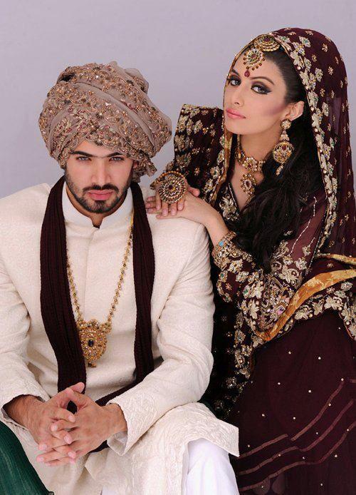 Pakistani Wedding Fashion, not Indian