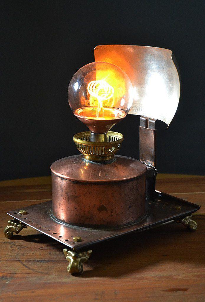 Funky Unusual Table Lamp