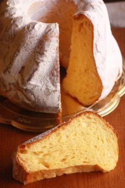 「クグロフ型で焼くパンドーロ風」るぐーて   お菓子・パンのレシピや作り方【cotta*コッタ】