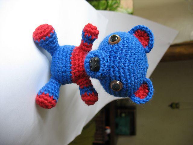 Ravelry: virkkaaja's Scott the Bear