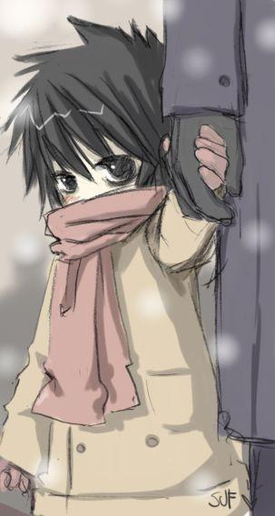 Death Note: Little L by SUF78 on deviantART