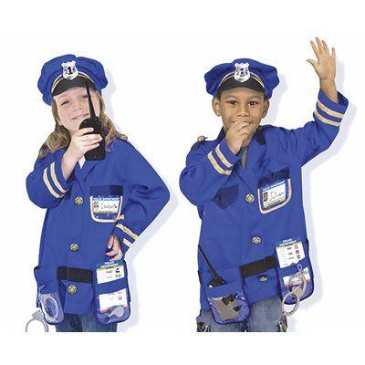 Costumes - Policier