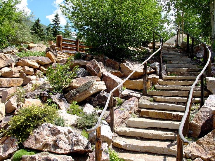 Alpine Garden Design Exterior Cool Design Inspiration