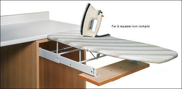 Planche à repasser de tiroir - Lee Valley Tools