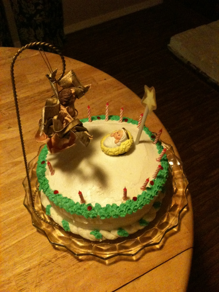 1000+ images about Birthday Cake for Jesus on Pinterest ...