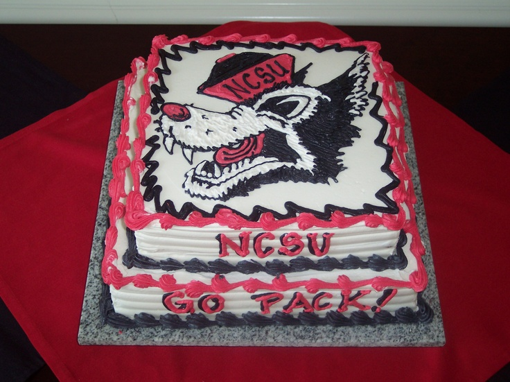 Best 18 It S A Wolfpack Party Images On Pinterest Food