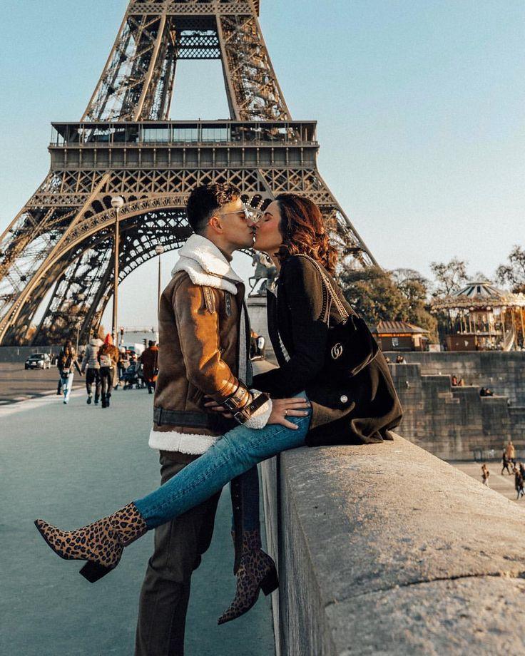 Na vida, não é para onde você vai, é com quem você viaja! 🌹 fez ser …   – Photographie
