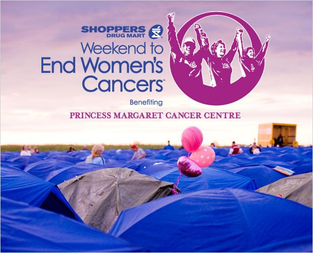 Toronto Event: Shoppers Drug Mart Weekend to End Womens Cancers