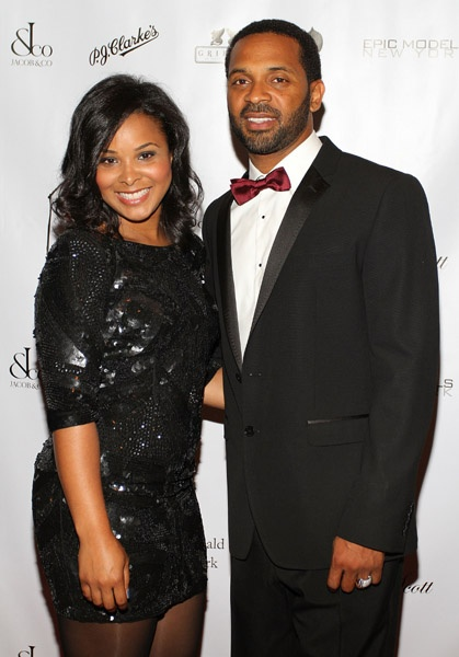 Mr. & Mrs. Mike Epps