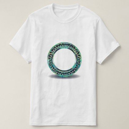 Ball Bearings Grunge Design T-Shirt - patterns pattern special unique design gift idea diy