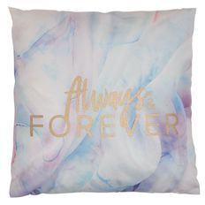 Living & Co Cushion Always & Forever Marble