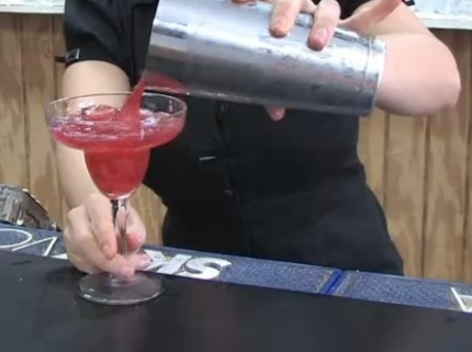Wine Margaritas for your Cinco de Mayo party this weekend? Cool Red is the PERFECT wine for this recipe.