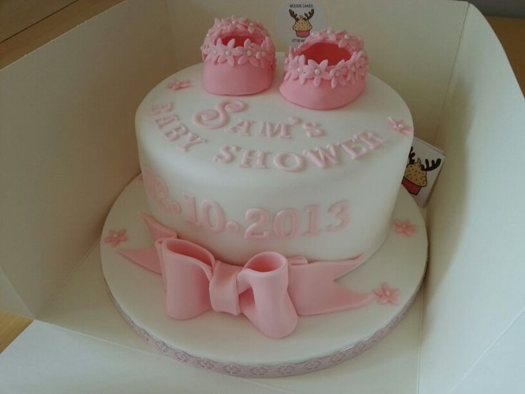 Baby Shower Cakes Rude ~ Booties baby shower cake by moosie cakes food