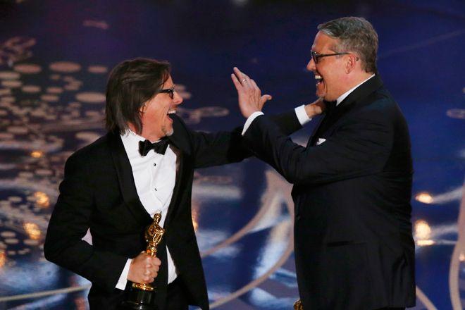 LAから実況中継第88回アカデミー速報1脚本賞はスポットライト 世紀のスクープ脚色賞はマネーショート 華麗なる大逆転