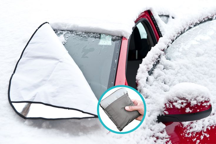 Magnetic Windscreen Cover