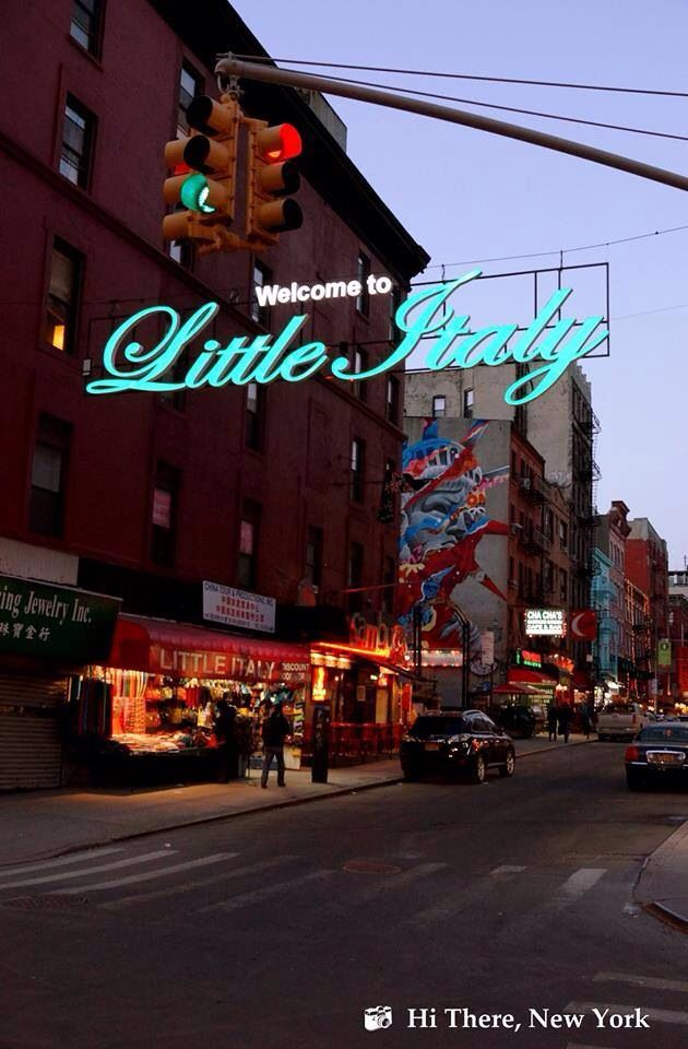 ... Little Italy, Manhattan on Pinterest | Little italy, Nyc and New york