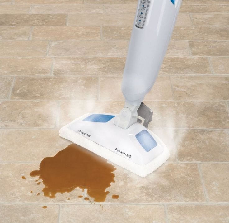 "This <a href=""http://amzn.to/2c2vghU"" target=""_blank"">Powerfresh Steam Mop</a> that'll make your hardwood floors look amazing."