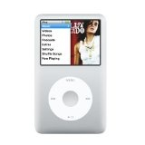 Apple iPod classic 80 GB Silver (6th Generation) OLD MODEL (Electronics)By Apple