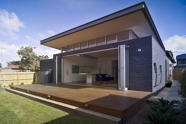 Dreams Home, Crawley Ideas, Extened Rear, Roof Ideas, New Life, Architects Prinea, Decks Add, Open Plan, Renovation Ideas