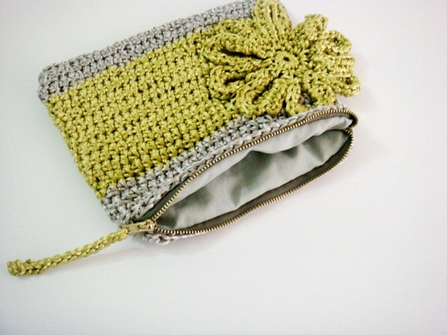 Crochet Clutch... Love!