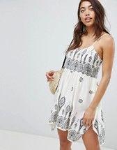 8a379a758f8c Shop Boohoo tie waist shirt dress in black stripe at ASOS. Discover fashion  online.