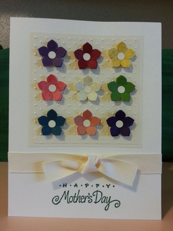 Hey, I found this really awesome Etsy listing at https://www.etsy.com/listing/187735509/mothers-day-card-stampin-up-petite
