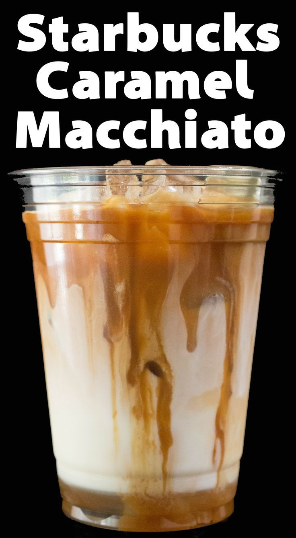 Starbucks Iced Caramel Macchiato Recipe Recipe Coffee Recipes Starbucks Easy Coffee Recipes Coffee Recipes