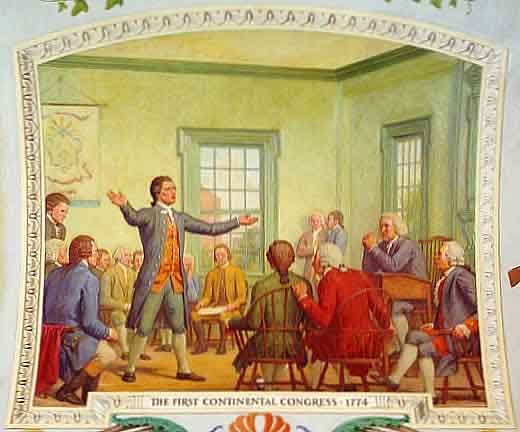 the intolerable acts as a reason of the american revolutionary war Causes of the revolutionary war the american colonist  war document based question essay answers  passage of the intolerable acts because.